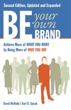 Be Your Own Brand, 2nd Edition