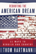 Cover of Rebooting the American Dream