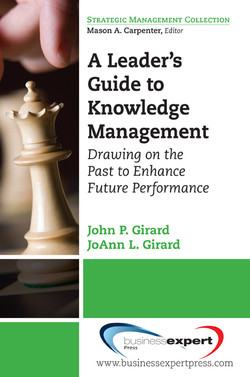 A Leader's Guide to Knowledge Management