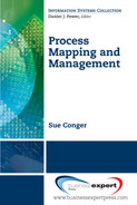 Cover of Process Mapping and Management
