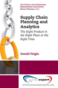 Supply Chain Planning and Analytics