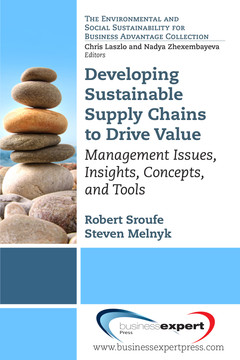 Developing Sustainable Supply Chains to Drive Value