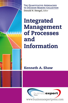 Integrated Management of Processes and Information