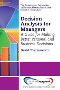 Cover of Decision Analysis for Managers
