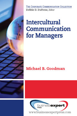 Intercultural Communication for Managers