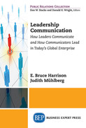 Cover of Leadership Communication