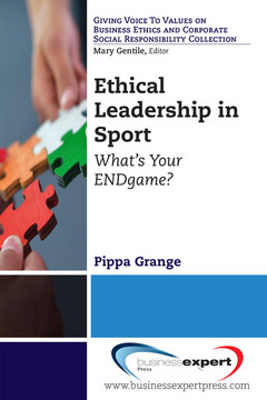Ethical Leadership in Sport