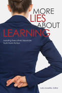 Cover of More Lies About Learning