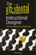 Cover of The Accidental Instructional Designer: Learning Design for the Digital Age