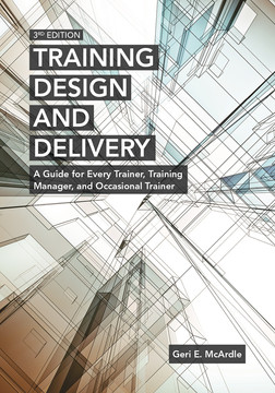 Training Design and Delivery, 3rd Edition