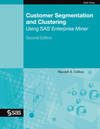 Cover of Customer Segmentation and Clustering Using SAS Enterprise Miner, Second Edition, 2nd Edition