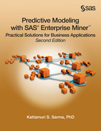 Cover of Predictive Modeling with SAS Enterprise Miner, 2nd Edition