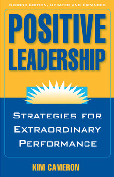 Positive Leadership, 2nd Edition