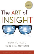 Cover of The Art of Insight