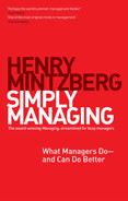 Cover of Simply Managing