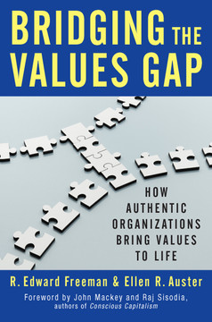 Bridging the Values Gap