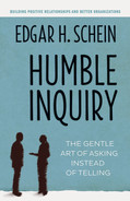 Cover of Humble Inquiry