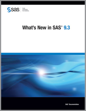 What's New in SAS® 9.3