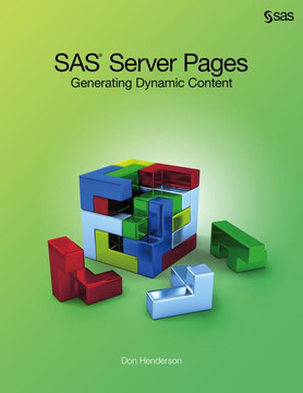 SAS Server Pages