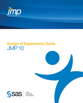 JMP 10 Design of Experiments Guide