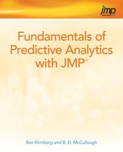 Fundamentals of Predictive Analytics with JMP