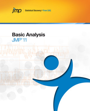 JMP 11 Basic Analysis
