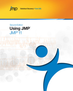 Using JMP 11, Second Edition, 2nd Edition