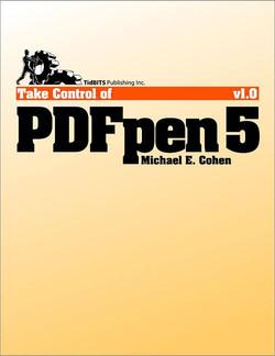 Take Control of PDFpen 5