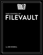 Cover image for Take Control of FileVault