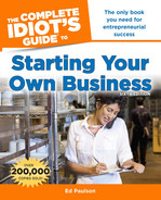 Cover of The Complete Idiot's Guide to Starting Your Own Business, 6th Edition