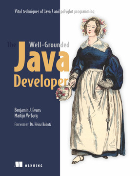 The Well-Grounded Java Developer: Vital techniques of Java 7 and polyglot programming