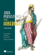 Cover of Java Persistence with Hibernate, Second Edition