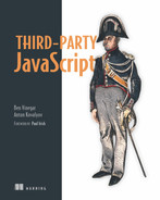 Cover of Third-Party JavaScript