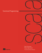 Cover of Functional Programming in Scala