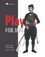 Cover of Play for Java