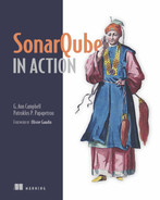 Cover of SonarQube in Action