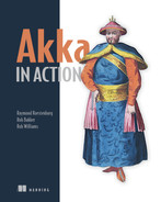 Cover of Akka in Action