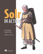 Cover of Solr in Action