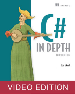 C# in Depth, 3rd Ed, Video Edition
