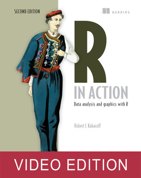 R in Action, 2nd Ed, Video Edition