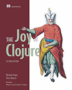 Cover of The Joy of Clojure, Second Edition