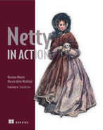 Cover of Netty in Action