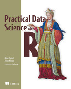 Cover of Practical Data Science with R