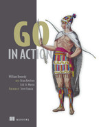Cover of Go in Action