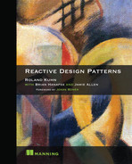 Cover of Reactive Design Patterns