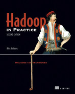 Book cover for Hadoop in Practice, Second Edition