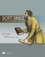 Cover of Soft Skills: The software developer's life manual