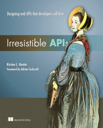 Cover of Irresistible APIs: Designing web APIs that developers will love