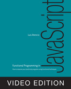 Cover of Functional Programming in JavaScript Video Edition