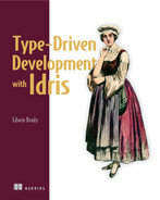 Cover of Type-Driven Development with Idris